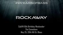 Rockaway live at #10YearsOfBass