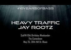 Heavy Traffic b2b Jay Rootz live at #10YearsOfBass