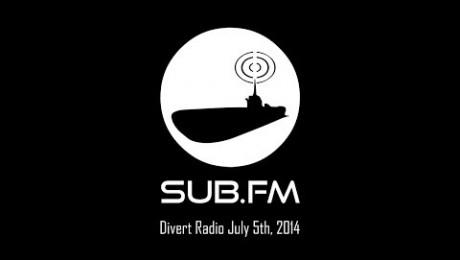 Divert Radio 5th July 2014