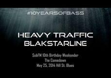 Heavy Traffic b2b BlakStarLine live at #10YearsOfBass
