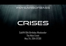 Crises live at #10YearsOfBass in OT301