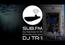 Divert Radio – TR-1 at Hill Street Blues 4th October 2014