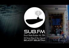 Divert Radio – Bojcot Selectah at Hill Street Blues 4th October 2014