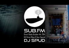 Divert Radio – Spud at Hill Street Blues 4th October 2014