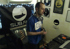 Whistla's Bass Machine Music Christmas Special – 15th Dec 2015
