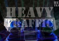 Heavy Traffic – 28th May 2016