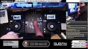 Brainz 10th Anniversary Show - 24 Oct 2020